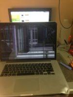 Разбили экран ноутбука
